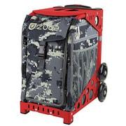 ZUCA Sport Frame Red+Insert Bag Anaconda [ZUCAスポーツ フレーム(レッド)+インサートバッグ(アナコンダ) 旅行日数目安:1~2泊 29L]