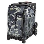 ZUCA Sport Frame Black+Insert Bag Anaconda [ZUCAスポーツ フレーム(ブラック)+インサートバッグ(アナコンダ) 旅行日数目安:1~2泊 29L]