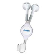 HA-AS33WH [airsounds オープンエア型 インナーイヤ ヘッドフォン docomo softbank3G対応外部端子接続用 インナーイヤフォン]