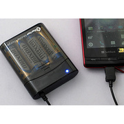 BJ-XP1 [X Porter Mobile Charger 単3×4本タイプ]