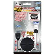 URJ-UFO [USBポート付きMicro SDカードリーダライタ データ転送・通信ケータイ充電器UFO]