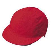 KR002 [STAD メッシュ赤白帽子]