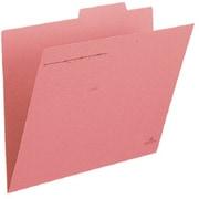 FL-011IF [個別フォルダー 〈古紙パルプ配合率95%再生紙〉 ピンク B4-E]