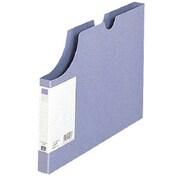 FL-020BF [ボックスホルダー 〈95%再生紙〉 ブルー A4-E]