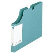 FL-020BF [ボックスホルダー 〈95%再生紙〉 グリーン A4-E]