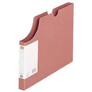 FL-020BF [ボックスホルダー 〈95%再生紙〉 ピンク A4-E]