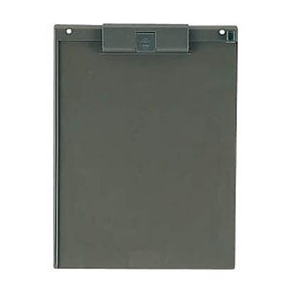 FL-411CP [クリップボード(樹脂製) ダークグレー A4-E]