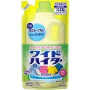 ワイドハイター 酸素系 詰替 720ml [衣料用漂白剤]