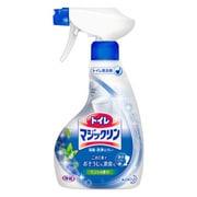 トイレマジックリン 消臭・洗浄スプレー ミントの香り [トイレ用洗剤 本体 400ml]