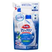 トイレマジックリン 消臭・洗浄スプレー ミントの香り [トイレ用洗剤 つめかえ用 350ml]