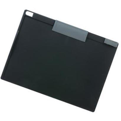 CB-275-GD [クリップボード A4横型 マグネットタイプ 黒]