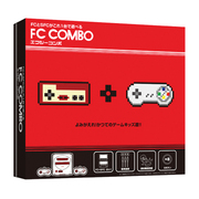 FC COMBO(エフシーコンボ) [FC・SFC互換ゲーム機]