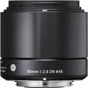 60mmF2.8 DN ブラック [Artライン 60mm/F2.8 ブラック ソニーEマウント]