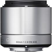 60mmF2.8 DN シルバー [Artライン 60mm/F2.8 シルバー ソニーEマウント]