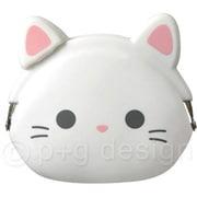 mimi POCHI Friends ミルク [シリコン製がまぐち]