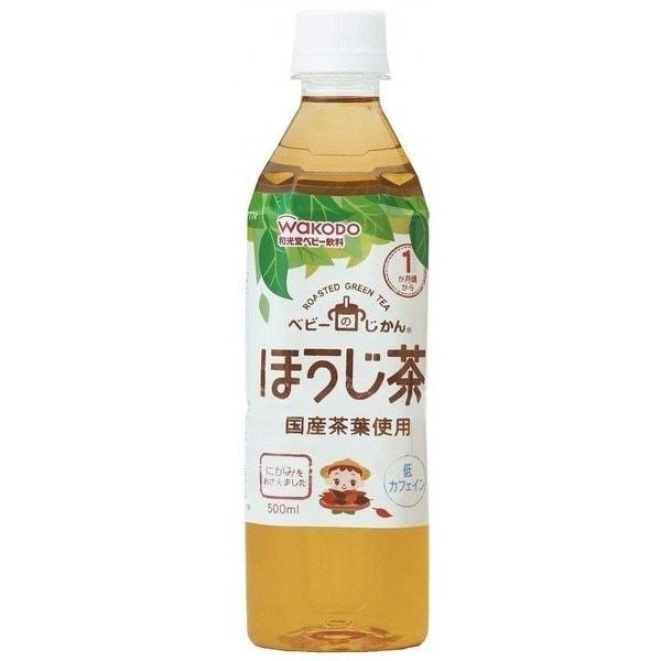 和光堂 WAKODO ほうじ茶 500ml [対象月齢:1ヶ月頃~]