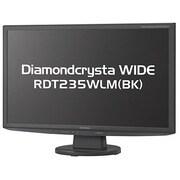 RDT235WLM(BK) [液晶ディスプレイ 23型ワイド ブラック]