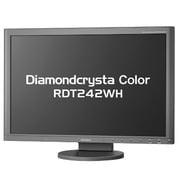 RDT242WH(GY) [液晶ディスプレイ 24.1型 ブラック]