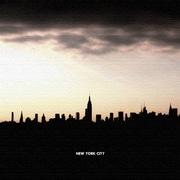 edi-0014 [ニューヨークモチーフのインテリアパネル]