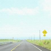 mur-0009 [うみカメラマン「むらいさち」のファブリックパネル 青空]