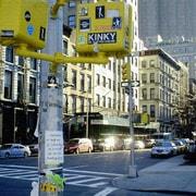 pho-0026 [ニューヨークの風景写真を使ったファブリックパネル]