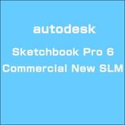 Autodesk Sketchbook Pro 6 Commercial New SLM [Windows/Mac用ソフト]