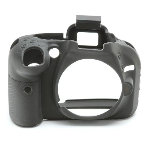 イージーカバー Nikon D5200用 ブラックカラー