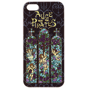 PIP-GLB5SG [iPhone5用コラボケース ALICE and the PIRATESシリーズ Gloria ~美しきガラス窓の聖女~]