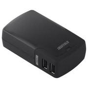 BSMPBAC02BK [タブレット用USB充電器 急速充電対応 4ポートタイプ ブラック]