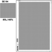 SE-94 [スクリーントーン デリータースクリーン アミ点 85L 40%]