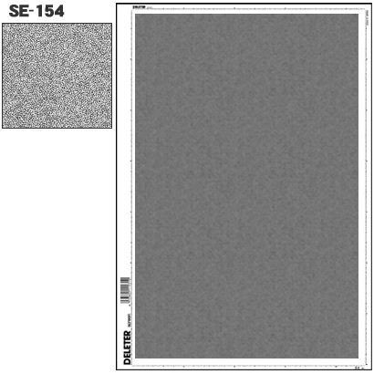 SE-154 [スクリーントーン デリータースクリーン 砂目]