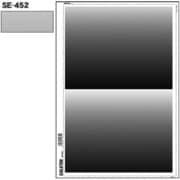 SE-452 [スクリーントーン デリータースクリーン グラデ 40L 5-90% 2段]