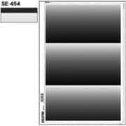 SE-454 [スクリーントーン デリータースクリーン グラデ 40L 5-90% 3段]