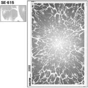 SE-615 [スクリーントーン デリータースクリーン 稲妻系 60L]