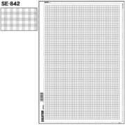SE-842 [スクリーントーン デリータースクリーン チェック 60L]