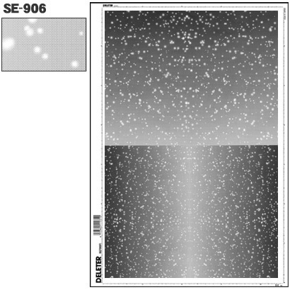 SE-906 [スクリーントーン デリータースクリーン SE-503 MIX 60L]