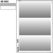 SE-953 [スクリーントーン デリータースクリーン グラデ 60L 0-40% 3段]