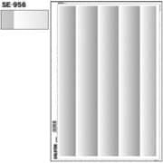 SE-956 [スクリーントーン デリータースクリーン グラデ 60L 0-30% 5列]