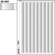 SE-958 [スクリーントーン デリータースクリーン グラデ 60L 0-30%]