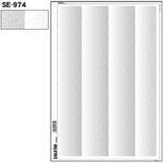 SE-974 [スクリーントーン デリータースクリーン グラデ カケアミ 4列]