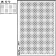 SE-1070 [スクリーントーン デリータースクリーン タイル模様 60L]