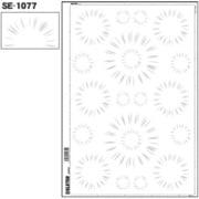 SE-1077 [スクリーントーン デリータースクリーン フキダシ 60L]