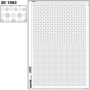 SE-1082 [スクリーントーン デリータースクリーン ドット]