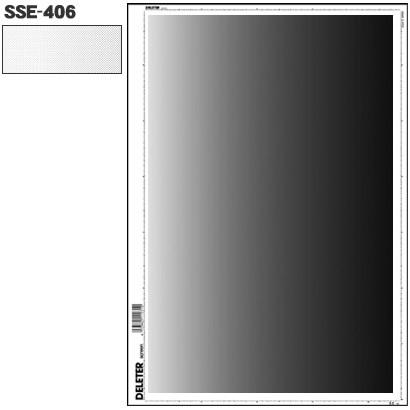 SSE-406 [スクリーントーン デリータースクリーン グラデ 60L 5-90% 1列]