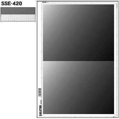 SSE-420 [スクリーントーン デリータースクリーン グラデ 60L 5-90% 2段]