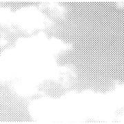 JR-178 [スクリーントーン デリータージュニアスクリーン 雲と空]