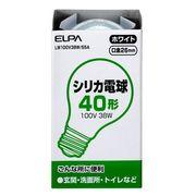LW100V38W/55A [白熱電球 シリカ電球 40W形]