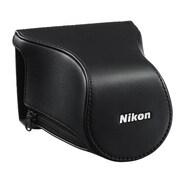 CB-N2200FA BK [Nikon 1 J3/S1 用 フロントケース ブラック]