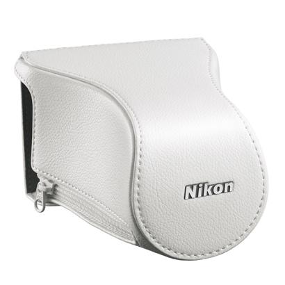 CB-N2200FA WH [Nikon 1 J3/S1 用 フロントケース ホワイト]