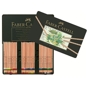 112160 Castell ピットパステル色鉛筆 60色セット